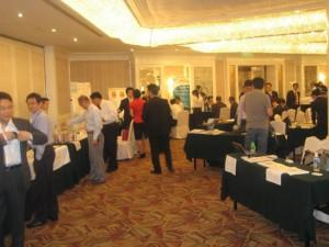 和僑会ビジネス展示会