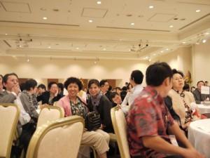 台湾華僑の参加